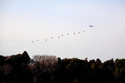 習志野空挺団