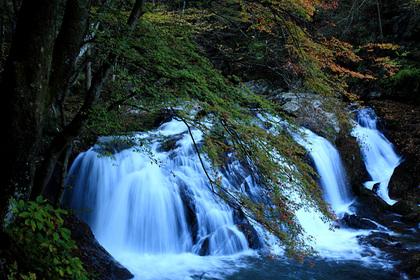 江竜田の滝