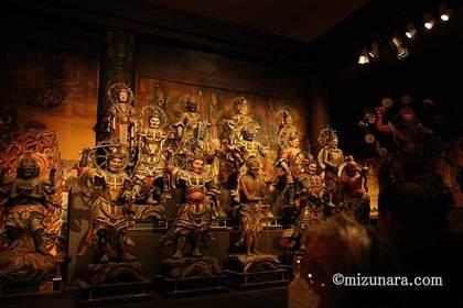 仁和寺 東京国立博物館 観音堂