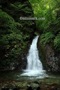 塩原 風拳の滝